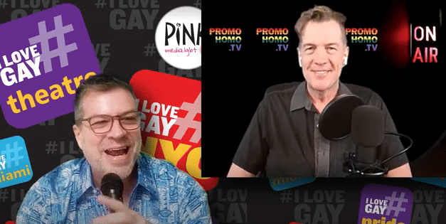 PromoHomo.TV Featured on #ILoveGay Today with Producer/Host Matt Skallerud