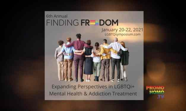 Finding Freedom Symposium Expands Perspectives in LGBTQi+ Mental Health & Addiction Treatment