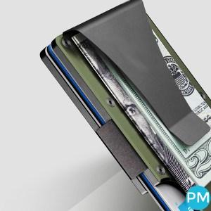 ridge minimalist wallet
