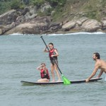 No Sofitel Guarujá Jequitimar os visitantes podem aproveitar a praia de Pernambuco e curtir as áreas de lazer
