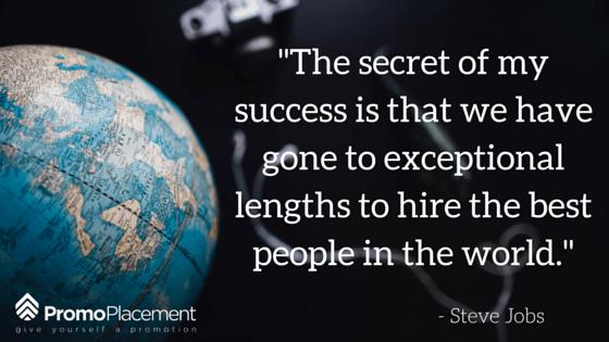 Steve Jobs on Hiring