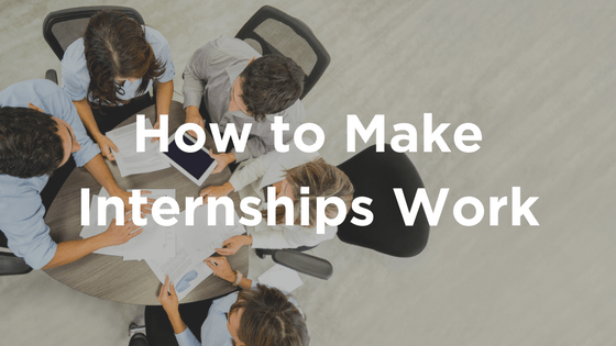 Making Internships Work for the Promo Industry