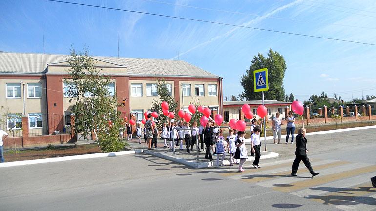Морозовский флэшбом, Ростовская обл, ГИБДД, школа