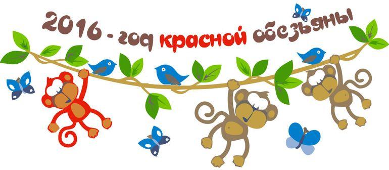 Морозовский новый год Обезьяны, проМорозовск