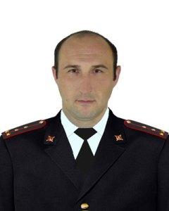 Морозовский участковый Галик Андрей Александрович