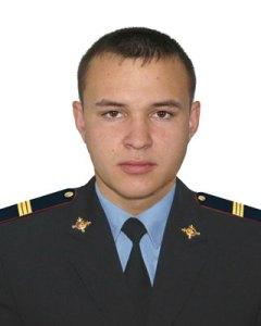 Морозовский участковый Кошельников А.Б.
