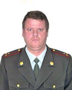 Морозовский участковый Фастунов Сергей Владимирович