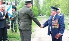 Морозовский ветеран-интернационалист Антонов