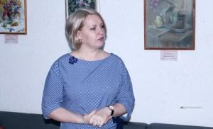 Выставка картин Марины Ивановой в Морозовске