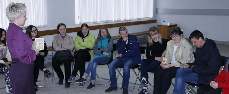 Библионочь в Морозовске 2018