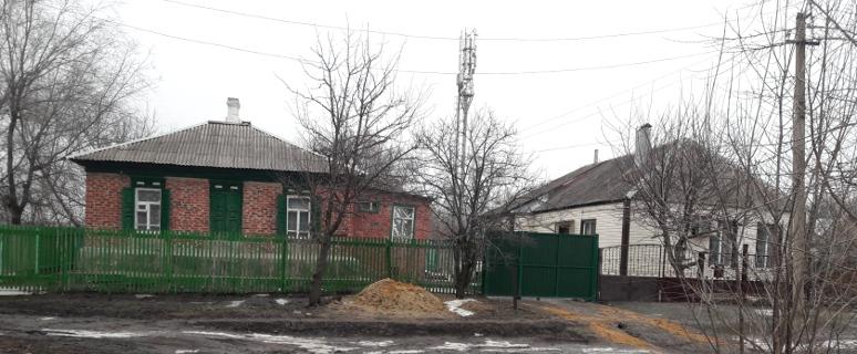 Дом Солженицына в Морозовске