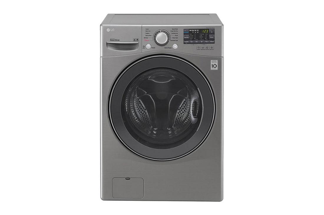 Machine à laver Lavante/Séchante – F0K6DNK2S2 – LG – 14KG/08KG