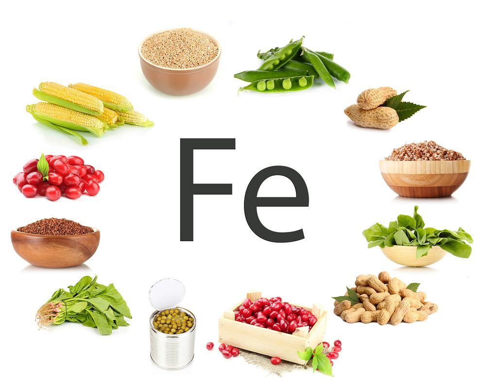 Nutrition : 5 aliments riches en fer