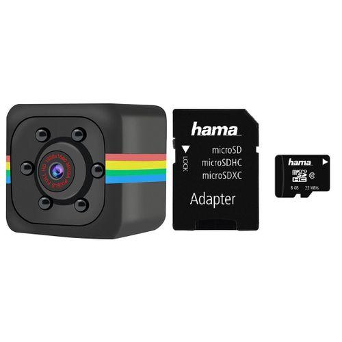 Promotion : Sq11 caméra sport Full Hd carte mémoire 32 Gb – Noir