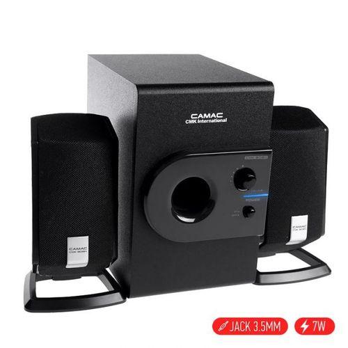 PROMOTION : Système de son – Haut-parleur – camak 808 – Noir