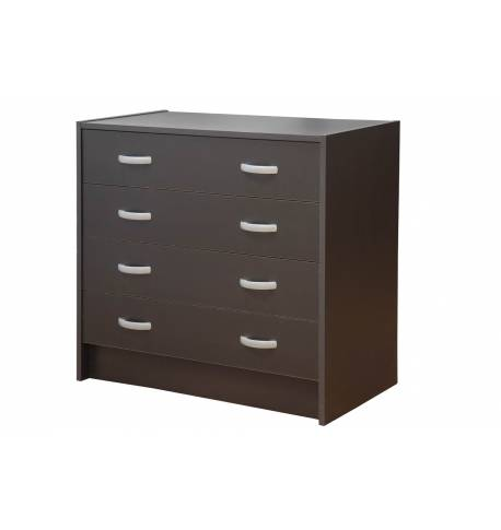 PROMO : Commode escape Darna en MDF – Café