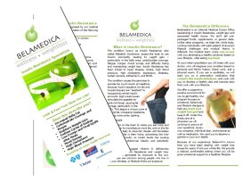 Trifold Brochure Design