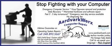 aardvarkFIGHT