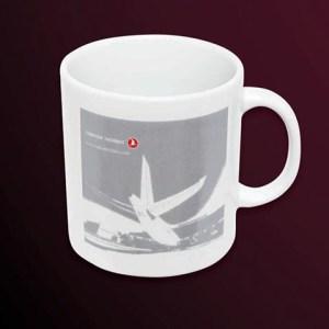 132-916 - Porselen Kupa Porselen