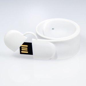 Tekno 321 - Promosyon Bileklik USB Flash Bellek