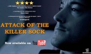 """Sunday Scares: """"Attack of the Killer Sock"""""""