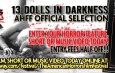 13 Dolls in Darkness Makes the Cut!!!!