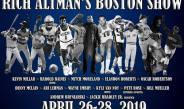 RICH ALTAM'S APRIL 2019 BOSTON SPORTS MEMORABILIA SHOW