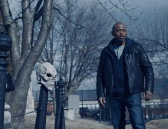 CANNES: Omar Epps Hunts a Killer in First Look at Patrick Lussier's TRICK
