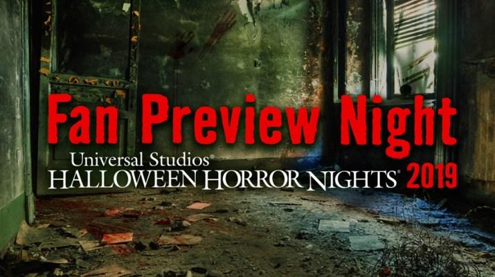 Universal Studios Halloween Horror Nights 2019.Universal Studios Hollywood Jump Starts Halloween Horror Nights On