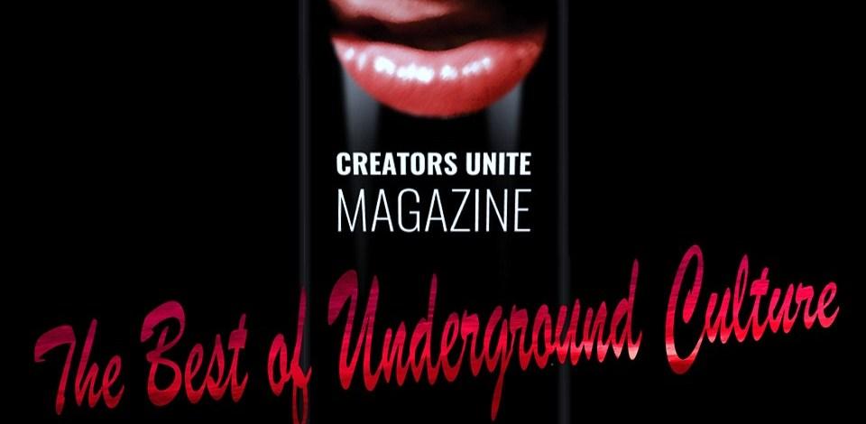 CREATORS UNITE MAGAZINE