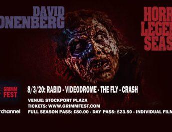 Cronenberg Day & Horror Legends Season