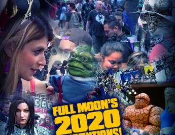 Full Moon Hits the Convention Trail! New Theatrical Screenings Booked!
