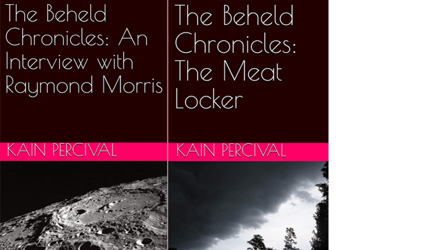 THE BEHELD CHRONICLES: AN INTERVIEW WITH RAYMOND MORRIS
