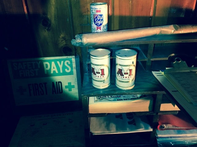 Beale Hotel, dusty time capsule