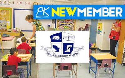 NEW MEMBER -Emmanuel Christian Academy