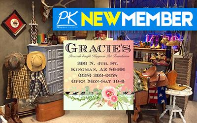 NEW MEMBER -Gracie's Vintage