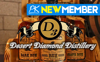 NEW MEMBER -Desert Diamond Distillery