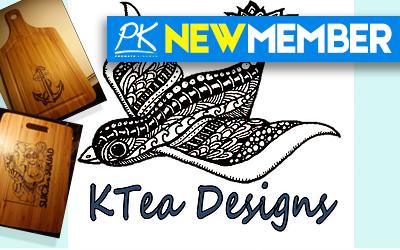 NEW MEMBER -KTea Designs