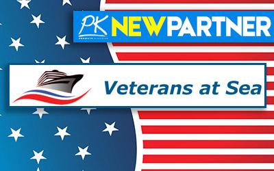 NEW PARTNER -Veterans at Sea