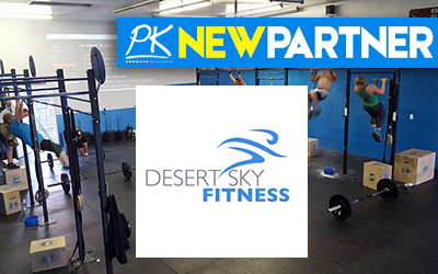 NEW PARTNER -Desert Sky Fitness
