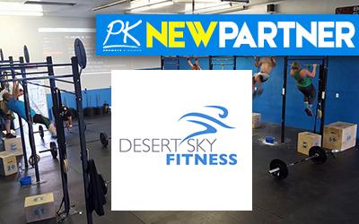 NEW PARTNER -Desert Sky Fitness