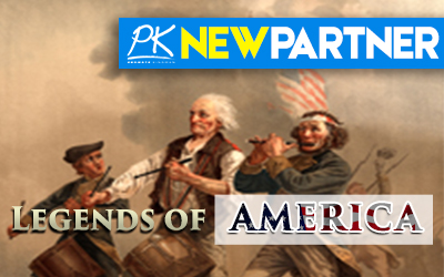 New Partner -Legends of America