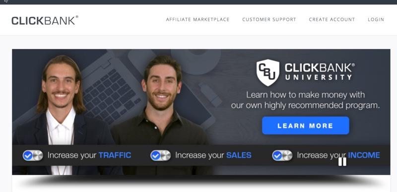 Clickbank digital marketing platform review