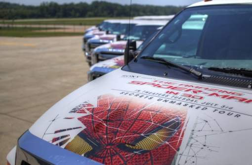 Sony's Spider Man Flies Into 1,000 Walmarts