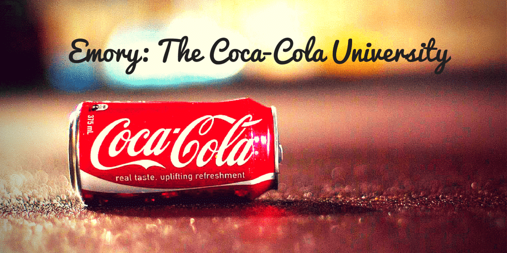 Emory- The Coca-Cola University