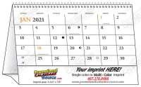 Scenic America Tent Desk Calendar 2018