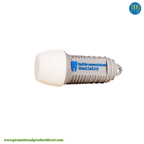 dental implant 3D flash drive