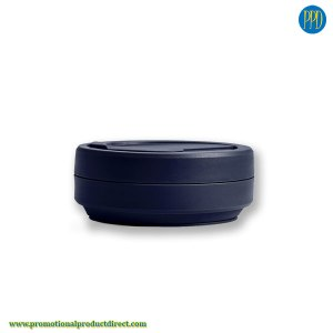 folding collapsible silicone coffee cup promotional product