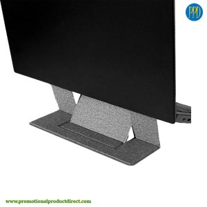folding laptop stand for your business logo