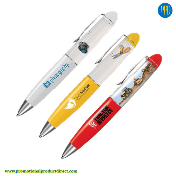 floaty pen for your logo